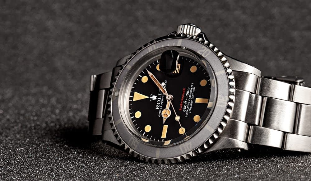 Rolex 'Red Submariner' 1680