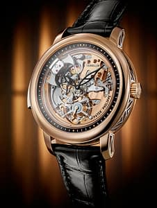 Patek Philippe Repetición de Minutos Tourbillon (5303R-001)