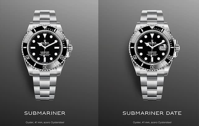Rolex Submariner 2020 and Rolex Submariner Date 2020