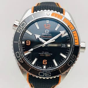 Omega Seamaster Planet Ocean Co-Axial 2019