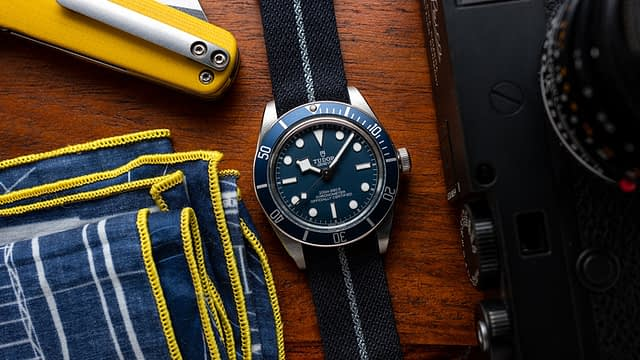 Tudor Black Bay Fifty-Eight 'Navy Blue'