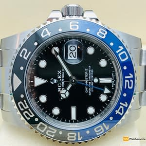 Rolex GMT-Master II 'Batman'