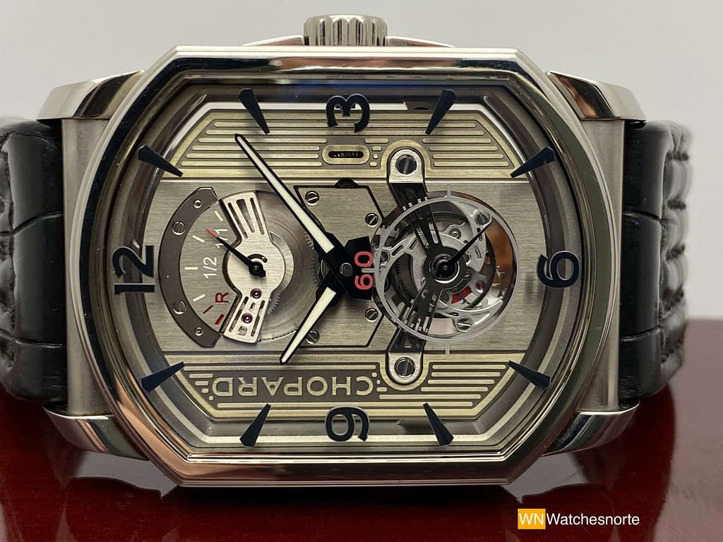 Chopard L.U.C. Engine One Tourbillon