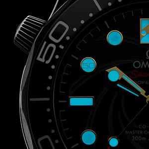 Omega Seamaster James Bond 007 Limited Edition 50th